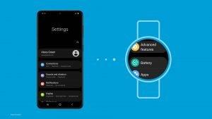 One UI Watch 4