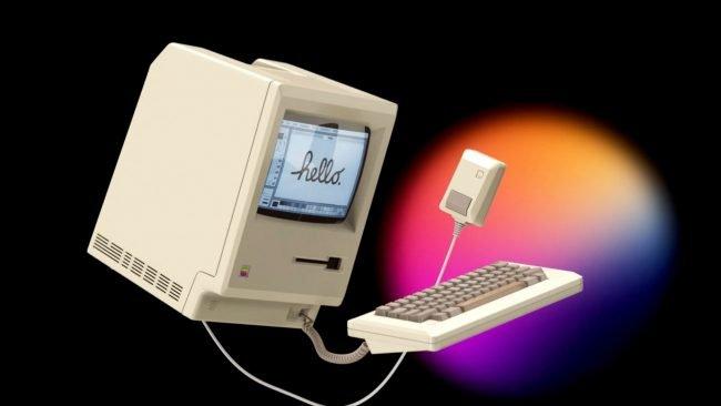 Original Macintosh concept video