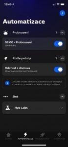 Philips Hue app 01