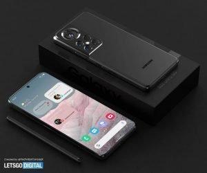 Samsung Galaxy S22 Ultra 1