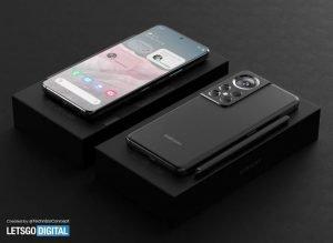 Samsung Galaxy S22 Ultra 4