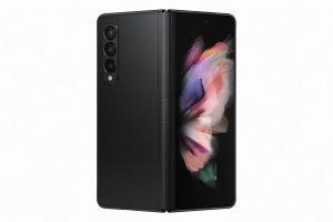 Samsung Galaxy Z Fold 3 Black 2