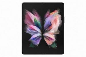 Samsung Galaxy Z Fold 3 Black 3