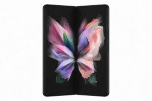 Samsung Galaxy Z Fold 3 Black 4