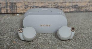 Sony WF 1000XM4 recenze