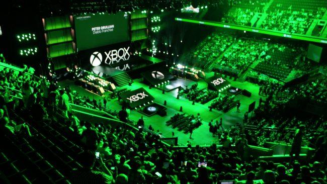 Xbox E3 Presentation
