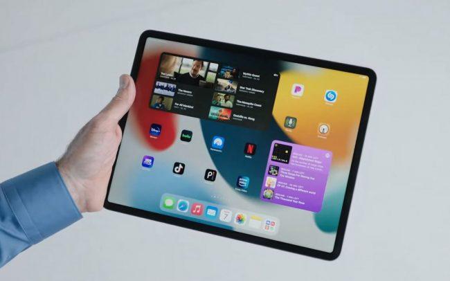 iPad OS 1
