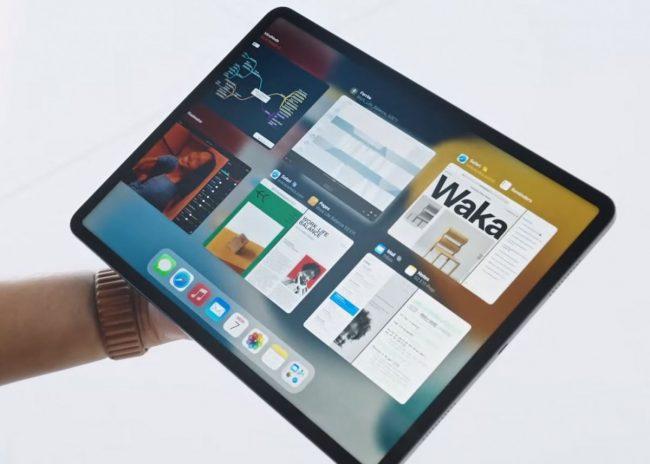 iPad OS 2