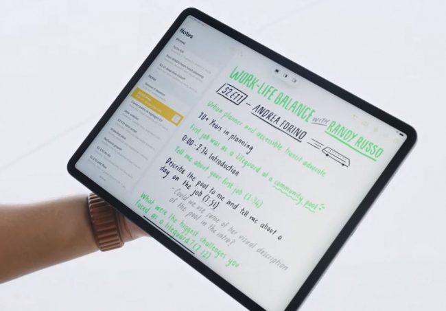 iPad OS 3