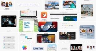 iPad OS 5