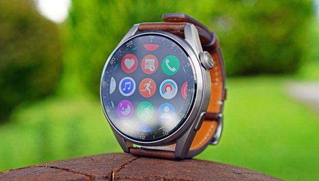 Huawei Watch 3 Pro recenze