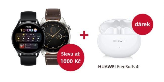 Huawei Watch 3 sleva darek