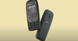 Nokia 6310 nahled