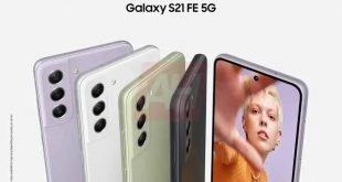 Samsung Galaxy S21 FE Leaked Pre