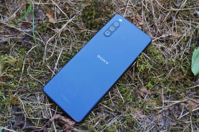 Sony Xperia 10 III 10