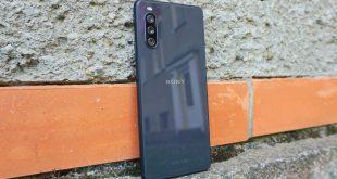 Sony Xperia 10 III recenze