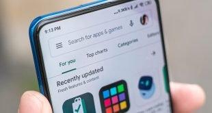 google play obchod aplikace android unsplash