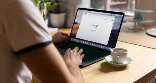 google macbook unsplash