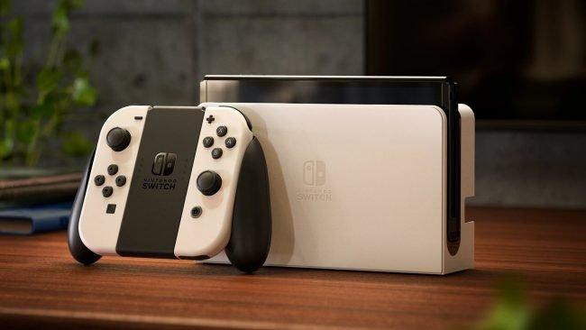 nintendo switch oled model 4