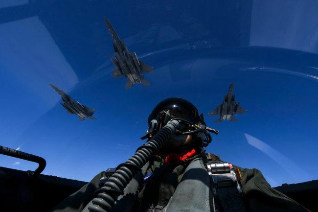 pilot b1b lancer