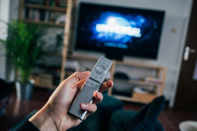 samsung tv television televize tizen unsplash
