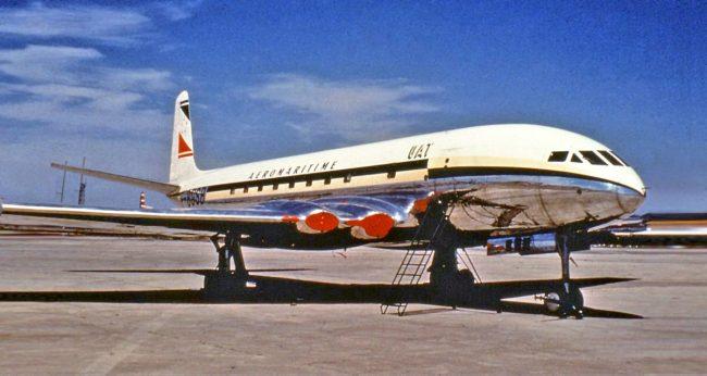 Aeromaritime de Havilland Comet 1
