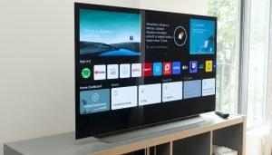 LG OLED TV OLED48C11 recenze clanek