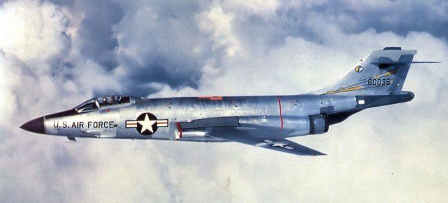 McDonnell F 101C