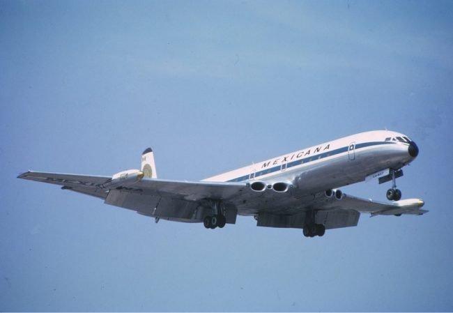 Mexicana de Havilland Comet 4