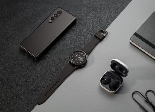 Samsung Fold3 Buds2 Watch4