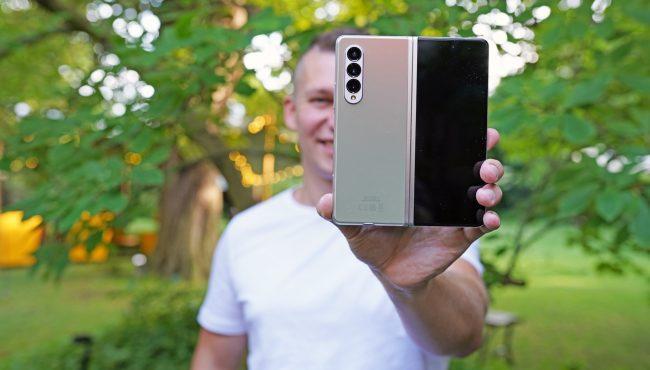 Samsung Galaxy Fold 3 clanek recenze