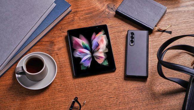Samsung Galaxy Z Fold 3 recenze clanek