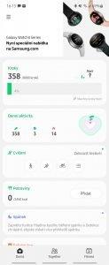 Screenshot 20210824 161355 Samsung Health