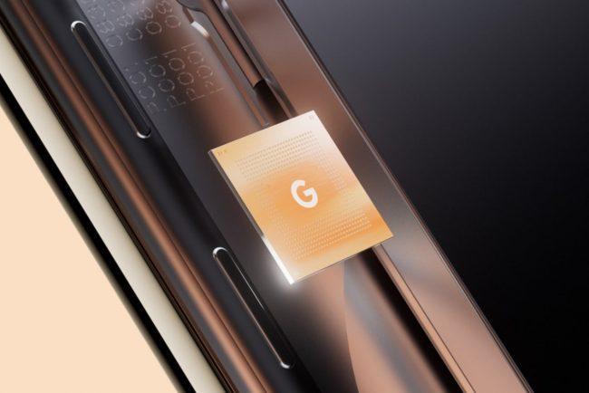 google tensor cipset cip chipset procesor