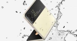 800 600 Samsung Galaxy Z Flip3 water