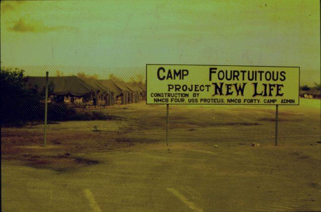 Camp Fourtuitous guam