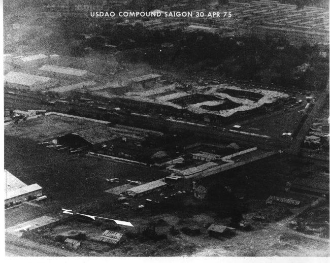 DAO Compound 30 April 1975