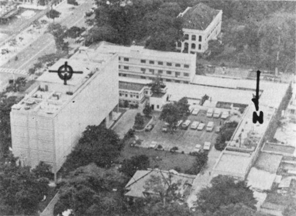 Embassy LZs saigon