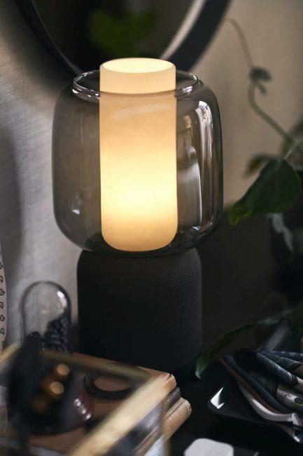 Ikea Sonos Symfonisk Lamp 0