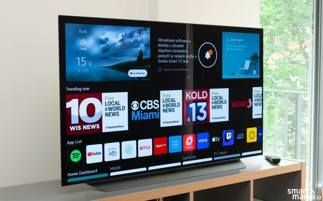 LG OLED TV OLED48C11 10