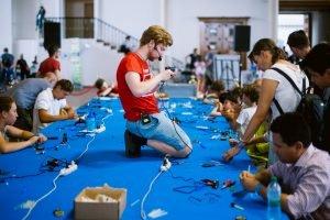 Maker Faire Prague 20196