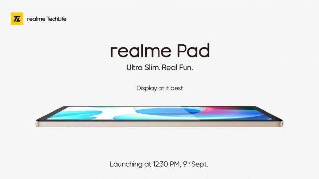 Realme pad 4