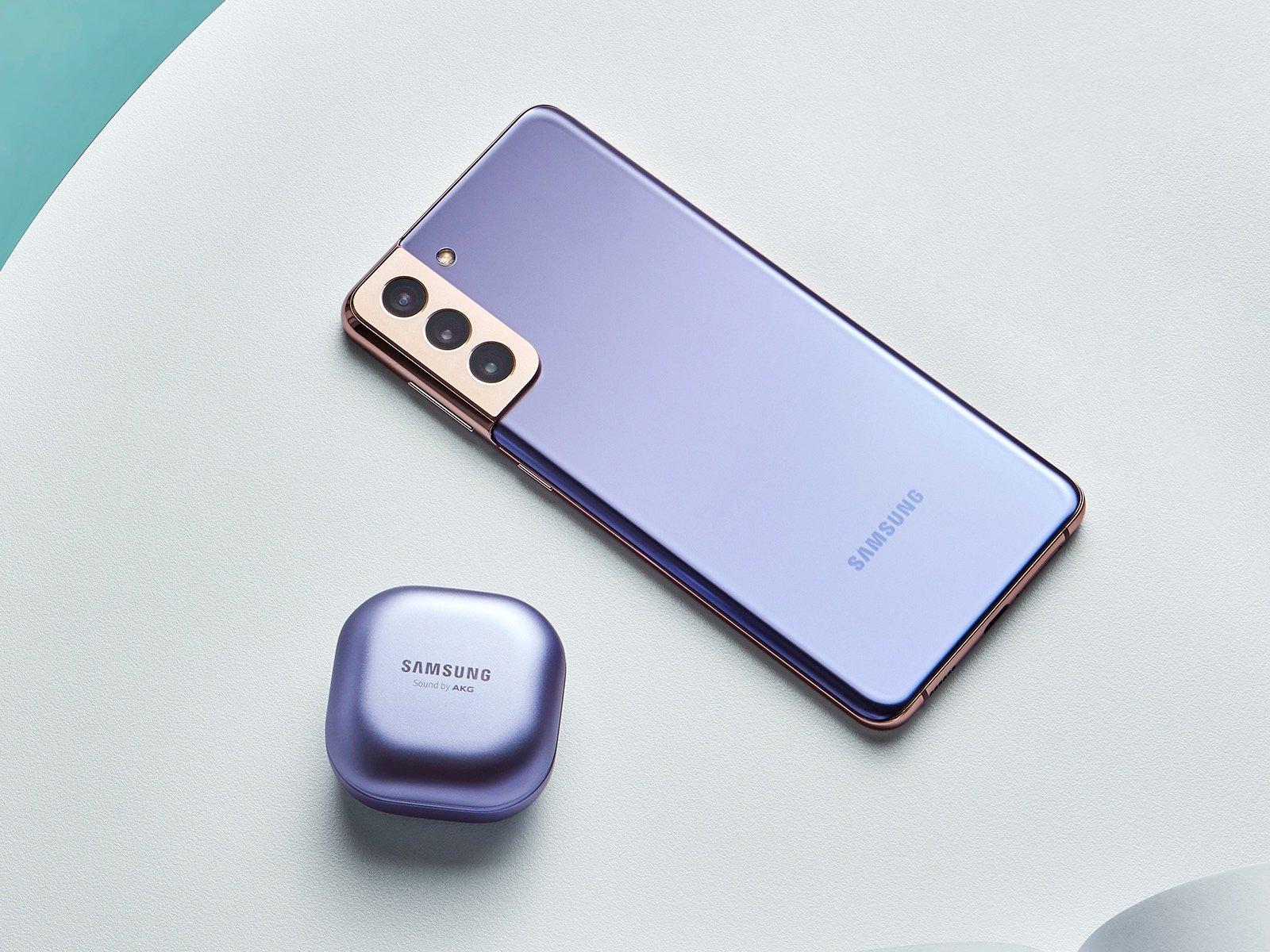 Samsung Galaxy S21 Buds Pro