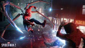 Spiderman 2 1