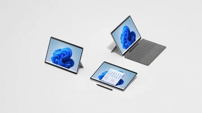 Surface Pro 8 2 1