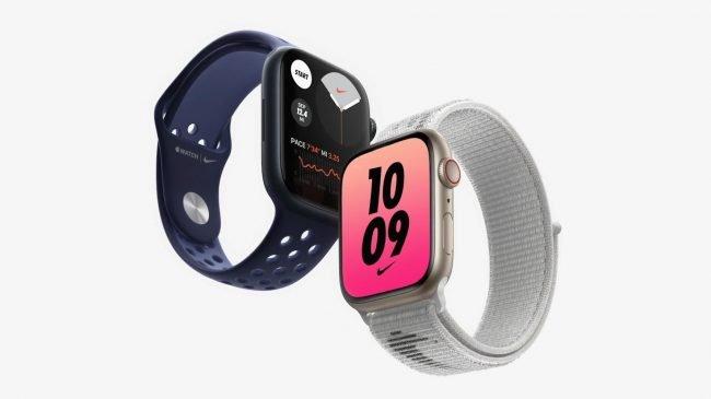 apple watch 7 4
