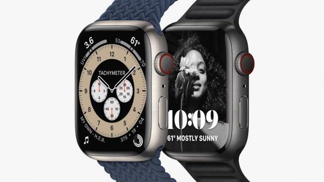 apple watch 7 8