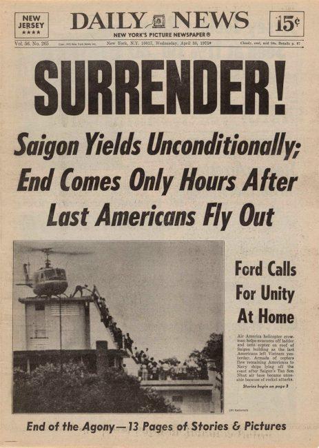daily news 30 dubna 1975