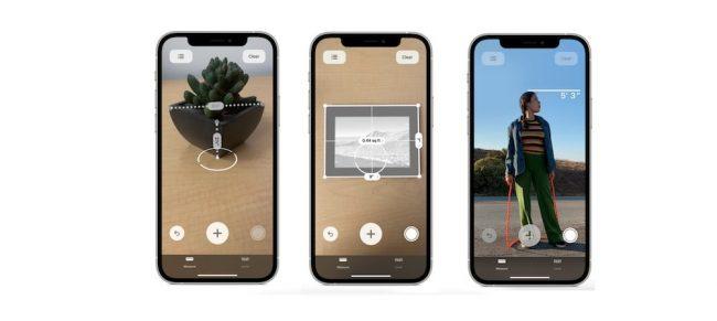 iOS Features Measure App