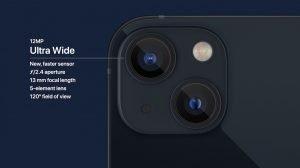 iPhone 13 camera 1